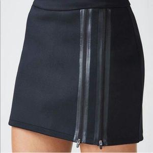 Fabletics Skirt Workout Coronado Neoprene Zipper